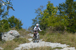 Mountain biking Matajur Slovenia Alpicenter