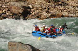 Rafting on Karnali, Nepal Alpicenter